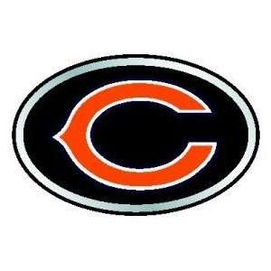 Chicago Bears Color Auto Emblem Automotive
