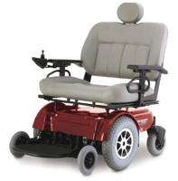 Pride Jazzy 1650 Heavy Duty Electric Wheelchair Call us at 1 800 659