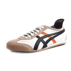 ASICS ONITSUKA TIGER MEXICO 66 SHOES WHITE RAVEN