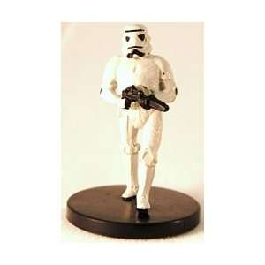 Star Wars Miniatures 501st Legion Stormtrooper # 17   The