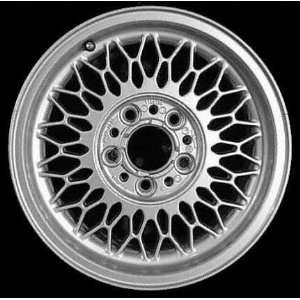 93 BMW 535I 535 i ALLOY WHEEL RIM 15 INCH, Diameter 15