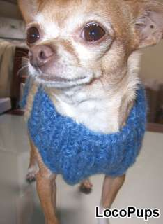 XS DOG SWEATER CLOTHES CHIHUAHUA MALTESE YORKIE 5 6 lbs