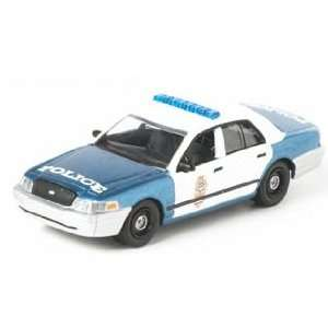 Greenlight 1/64 Raleigh, NC Police Ford Crown Vic Toys