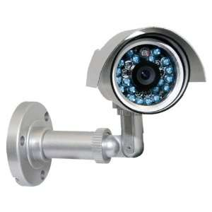 300 Weatherproof Color Night Vision Camera with Audio