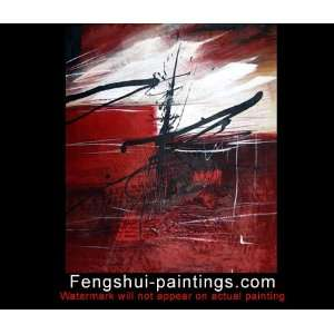 Modern Abstract Art Painting, Canvas Art Oil Painting