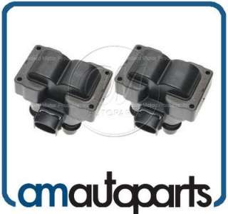 Ford Lincoln Mercury Pickup Truck 4.6L 5.0L V8 Ignition Coil Pack Pair