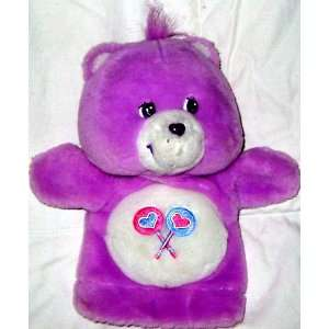 Care Bear Plush Share Bear Hand Puppet Toys & Games