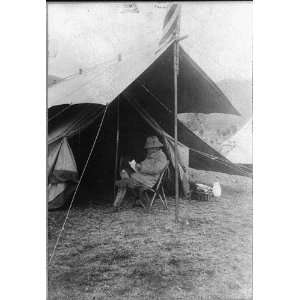 tent,hunting camp,big game,travel,safari,Africa,c1910