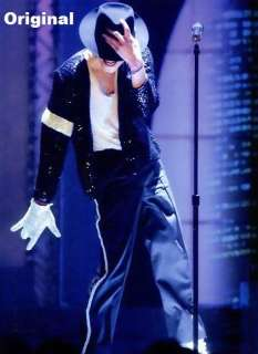Michael Jackson Billie Jean Jacket Sequin MJ COAT JBJB