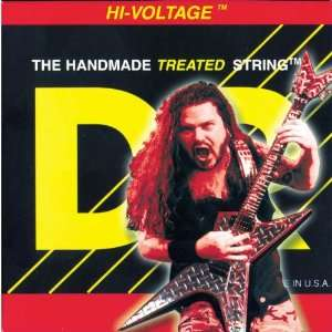 DR Strings Electric Guitar Strings, Dimebag Darrell