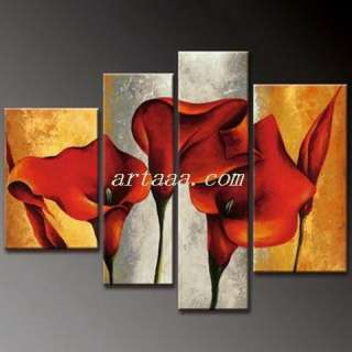 abstract landscape modern canvas wall art oil painting LIVING ROOM