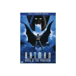 New Warner Studios Batman Mask Of The Phantasm Product