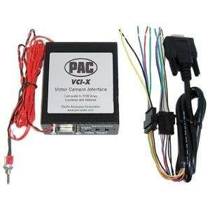 New PAC VCI GM2 VIDEO CAMERA NAVIGATIONAL RADIO INTERFACE