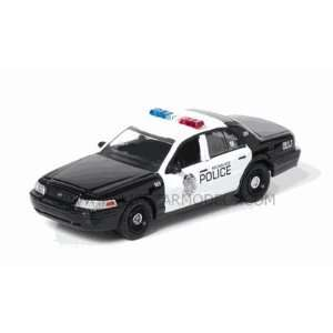 Greenlight 1/64 Milwaukee, WI Police Ford Crown Vic   PRE