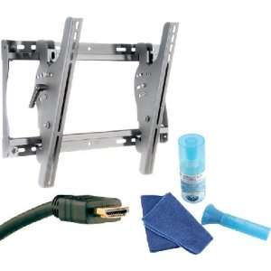 Peerless PEEST640PSMOUNTKIT Tilt Wall Mount Kit for 23 to