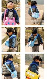 Baby Toddler Kids Boys Girls Cute Kindergarten Schoolbag Shoulder Bag