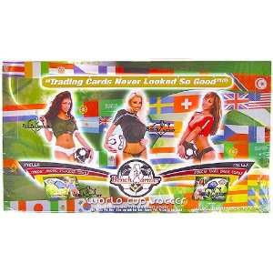 2006 BenchWarmer World Cup Soccer Hobby Box Toys & Games
