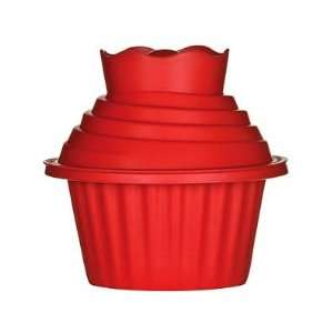 SILICON BIG / JUMBO GIANT TOP CUPCAKE MUFFIN MOULD NEW [Kitchen & Home