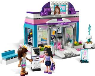 LEGO Friends 3187 Butterfly Beauty Shop NEW IN BOX