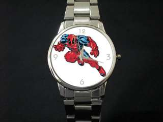 Deadpool X MEN Stainless Steel Watch New Cool NR