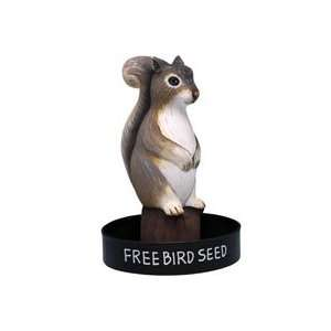 Bobbo  Squirrel Seed Wild Bird Feeder
