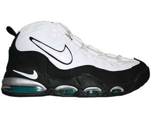 Nike Air Max Tempo White/Black Mystic Teal Mens Basketball Shoes