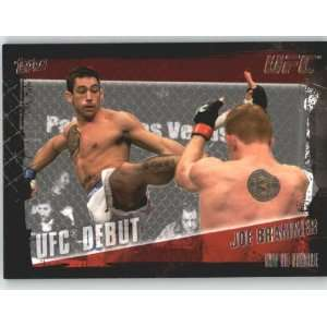 2010 Topps UFC Trading Card # 139 Joe Brammer (Ultimate