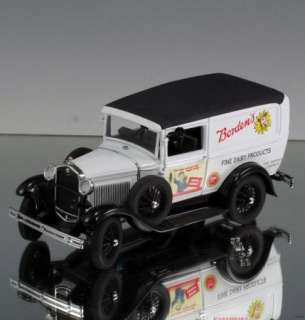 Danbury Mint Die cast truck 1931 Borden Milk Truck