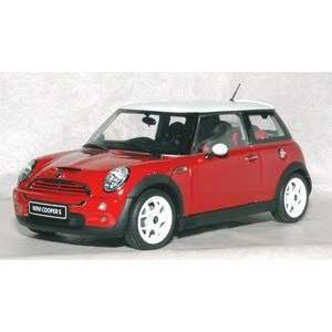 Mini Cooper S Diecast Model Car by Kyosho in 118 Scale