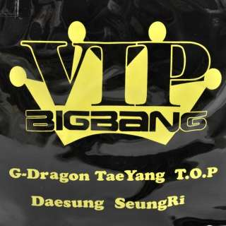 New BigBang VIP Enamel big bag   Supporters lollipop tell me goodbye