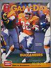 1993 TAMPA BAY BUCCANEERS YEARBOOK NFL PROGRAM