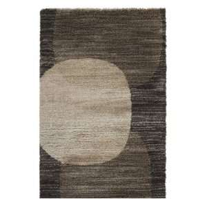 Area Rugs Brown 7 8 x 11 2 Trends Shaggy Furniture & Decor