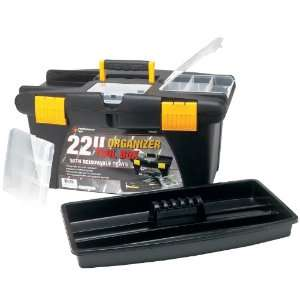 Performance Tool W54022 22 Plastic Tool Box Automotive