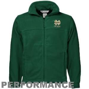 Columbia Notre Dame Fighting Irish Flanker Sweater Fleece