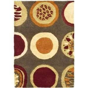 Safavieh Rugs Soho Collection SOH835A 6R Brown/Multi 6 x