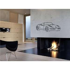 Renault Wind Wall Decor Vinyl Decal Sticker D 806