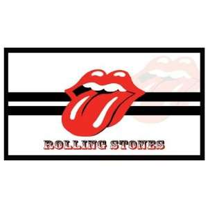 Magnet THE ROLLING STONES (Classic Tongue w/ Stripes