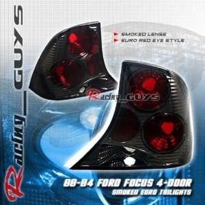 Ford Focus 4Dr Tail Lights Smoke Altezza Taillights 2000