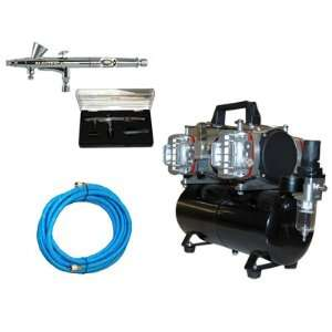 Four Cylinder Piston Air Compressor with Tank