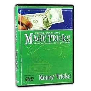 Amazing Easy to Learn Magic Tricks DVD Money Tricks Toys & Games