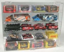 Hot Wheels model car Display Case 1/64 Holds 25   New