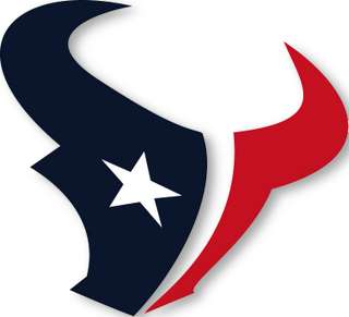 HOUSTON TEXANS   NFL Logo wall,window,sticker,decal