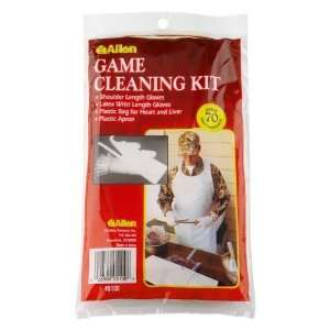 Academy Sports Allen Company Game Cleaning Kit