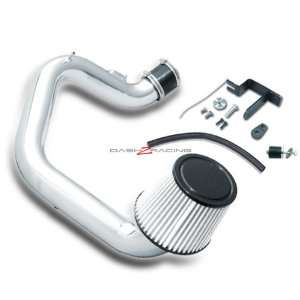 02 04 Toyota Matrix XR Cold Air Intake with Filter   Polish Piping