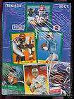 1991 fleer football wax pack box joe montana jerry rice