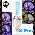 Tyre Car Bike cycling Motorcycle Led Light Tire Wheel Tire Wheel Blue