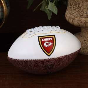 NFL Kansas City Chiefs Vintage Mini Football Sports