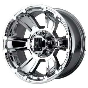 18x9 KMC XD Revolver (Chrome) Wheels/Rims 6x139.7 (XD79689068212N)