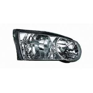 01 02 Toyota Corolla Headlight (Passenger Side) (2001 01