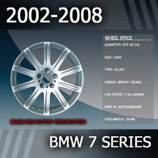 series SportStyle 149 Set of 4 genuine factory 20inch chrome wheels